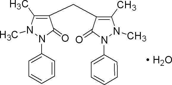 甲烷分子结构示意图